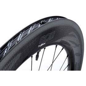 Zipp 808 NSW Front Wheel Tubeless Carbon Clincher, impress graphics